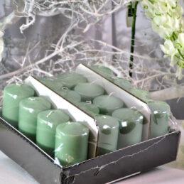 Candele verde Pz16 218117.012 120/60