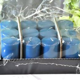 Candele azzurro