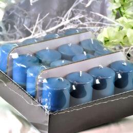Candele azzurro Pz16 218117.085