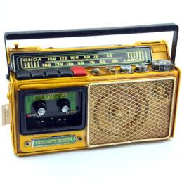 Salvadanaio radio