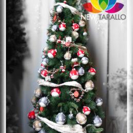 Albero artificiale - Natale 2017