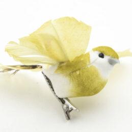 Uccellini Decorativi con Clip