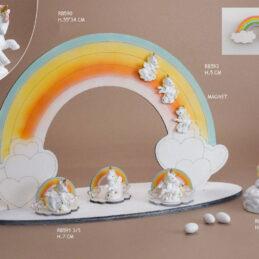 unicorni bomboniera